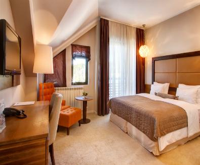 Zlatibor, hotel MIR, smestaj, odmor, pansion, soba, apartmani, putovanje, francuski lezaj, ciste sobe, komforna, terasa, apartmani1